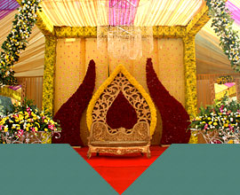 Canvas the party wraps with us event management company from canvas bring you the most popular wedding themes junglespirit Choice Image